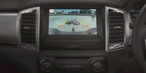 Reverse Camera and Parking Sensors